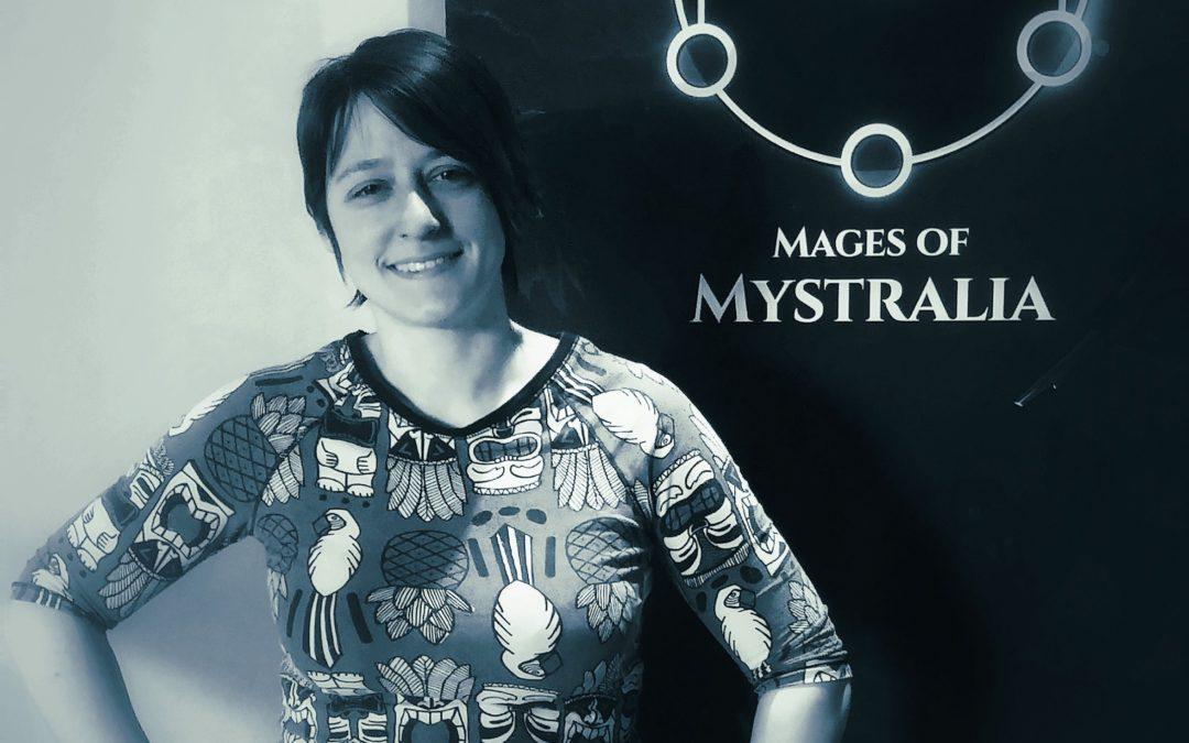 Sofi Lamont-Cardinal our Game Designer