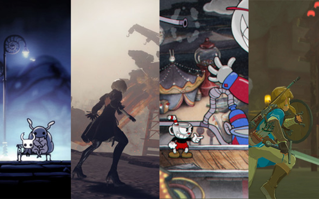 Our Best Games of 2017